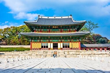 Palast Changdeokgung