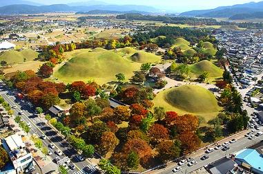 Historische Stätten von Gyeongju