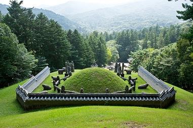 Königsgräber der Choseon-Dynastie