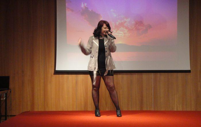 Koreanisches Pop Musik Konzert