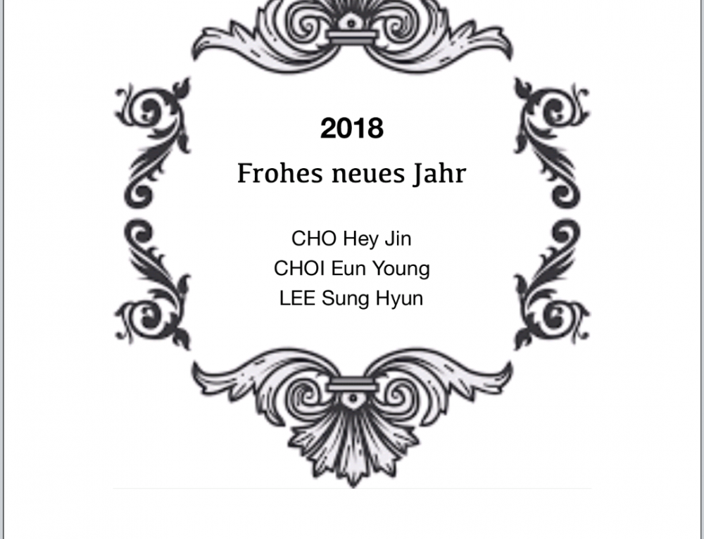 2018 Salon Konzert