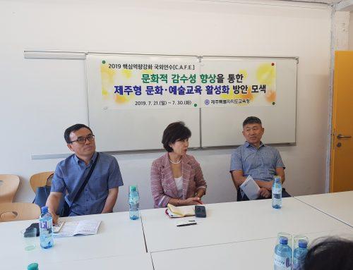 Jeju-Bildungsministerium